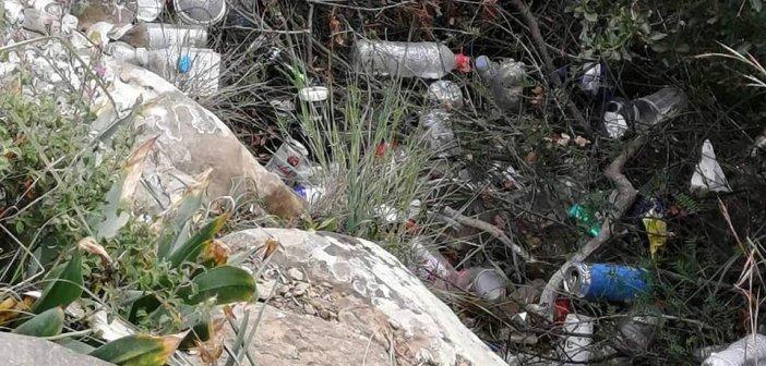 Αγρίνιο: Κάλεσμα για καθαρισμό του αλσυλλίου του Αγίου Χριστοφόρου