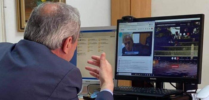 """Δήμαρχος Θέρμου: """"Θα δώσουμε μάχη για ένταξη έργων στην νέα προγραμματική περίοδο"""""""