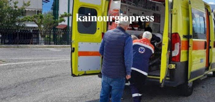 """Καινούργιο: Παράσυρση πεζού στην """"Χαραυγή"""" (φωτο)"""