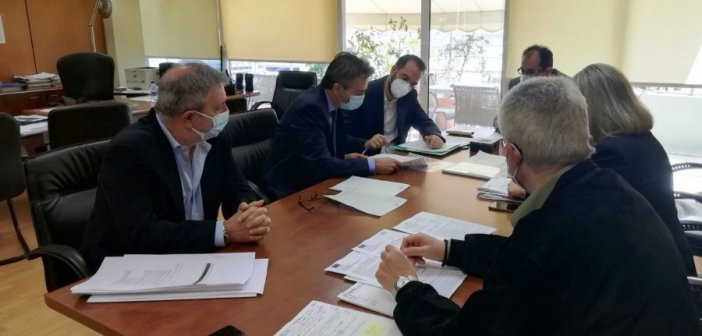 Σύντομα η προώθηση των διαδικασιών για ένταξη και δημοπράτηση της ενεργειακής αναβάθμισης του Κέντρου Ψυχικής Υγείας Αγρινίου