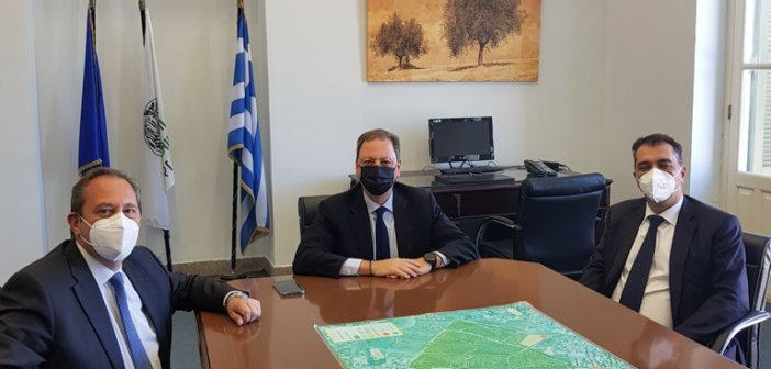 Σπήλιος Λιβανός: Στόχος για το ΥπΑΑΤ η  ανάδειξη και αναβάθμιση του Κτήματος Συγγρού