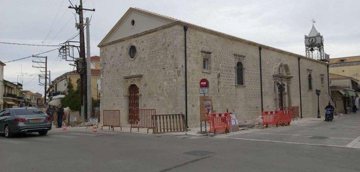 Λευκάδα: Αποκαλύφθηκε ολόκληρη η εκκλησία του Αγίου Μηνά