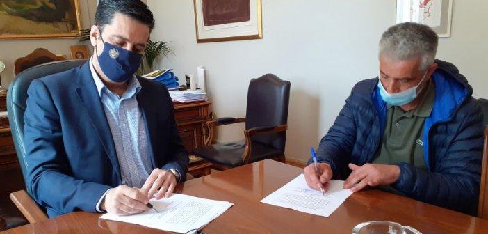 Σε εργασίες ασφαλτόστρωσης σε όλη την πόλη προχωρά ο Δήμος Αγρινίου