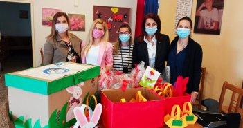 Δήμος Αγρινίου: Επίσκεψη στο Χαμόγελο του Παιδιού