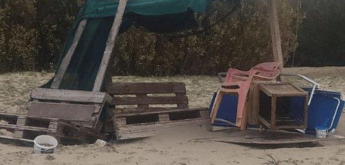 Ξεκινά ο καθαρισμός της παραλίας του Λούρου