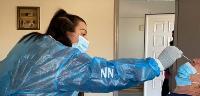 ΕΟΔΥ:Το πρόγραμμα διενέργειας Rapid tests στη Ναύπακτο,τη νέα εβδομάδα