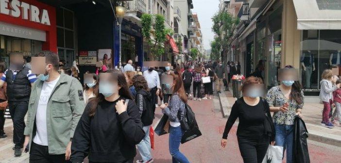 Αγρίνιο:  To προσωρινό ωράριο λειτουργίας των καταστημάτων