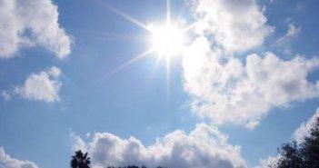 Άνοδος της θερμοκρασίας και αυξημένες συγκεντρώσεις ατμοσφαιρικής σκόνης
