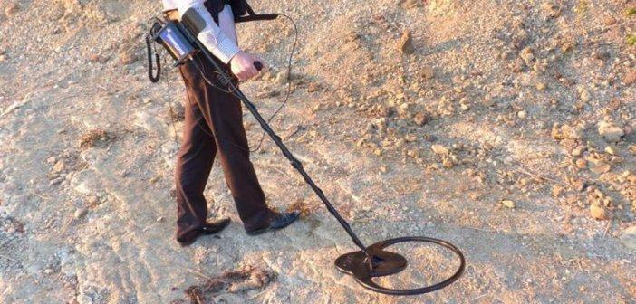 Έψαχνε αρχαία με ανιχνευτή μετάλλων – Σύλληψη 45χρονου από την Ασφάλεια Αγρινίου