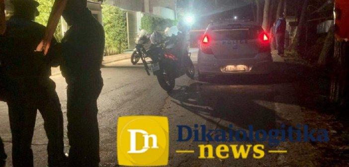 Πυροβολισμοί έξω από το σπίτι του Μένιου Φουρθιώτη, βίντεο από τη στιγμή της επίθεσης (εικόνες- βίντεο)