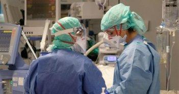 Έτσι πνίγηκε από κρούσματα η Αιτωλοακαρνανία – Τραγική η κατάσταση – 100% πληρότητα στο νοσοκομείο Μεσολογγίου