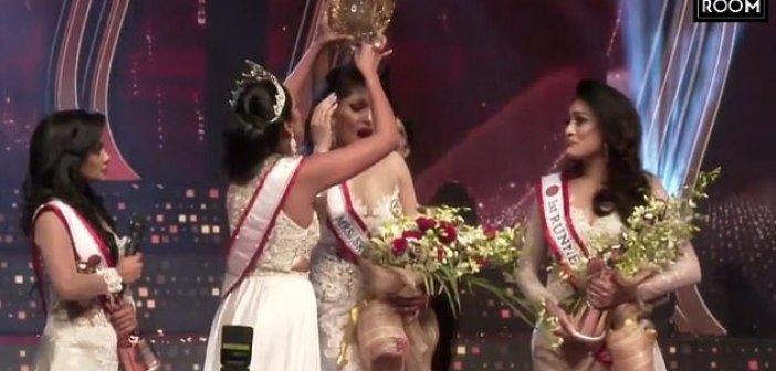 Χειροπέδες στη Μις Κόσμος που «ξερίζωσε» το στέμμα από νικήτρια σε καλλιστεία