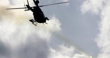 Περού: Συντριβή στρατιωτικού ελικοπτέρου – 5 νεκροί