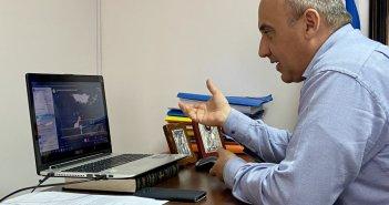 Η δήλωση του Δημάρχου Ναυπακτίας κ.Βασίλη Γκίζα   στην Ημερίδα Διαβούλευσης για το «Επιχειρησιακό Πρόγραμμα Περιφέρειας Δ.Ελλάδας»