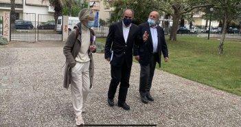Περιοδεία και συνεργασία με φορείς του Αγρινίου από την παράταξη Δικαίωμα στην Πρόοδο – Δυτική Ελλάδα