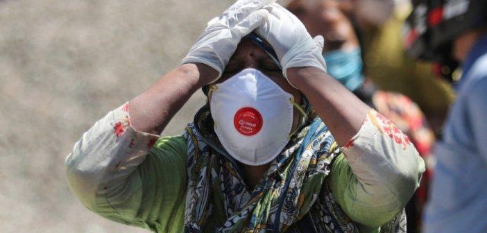 Η Ελλάδα στέλνει οξυγόνο και υγειονομικό υλικό στη δοκιμαζόμενη Ινδία – Η δήλωση Χαρδαλιά