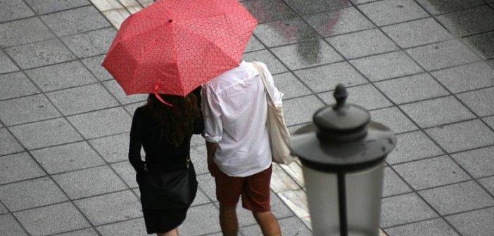 Καιρός: Βροχερό το σκηνικό και σήμερα – Αναλυτικά η πρόγνωση