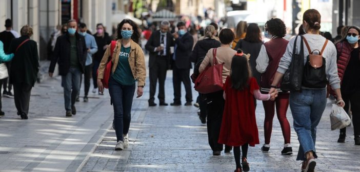 Κορωνοϊός: Αναμένεται αποκλιμάκωση κρουσμάτων και θανάτων στην Ελλάδα τις επόμενες δύο εβδομάδες