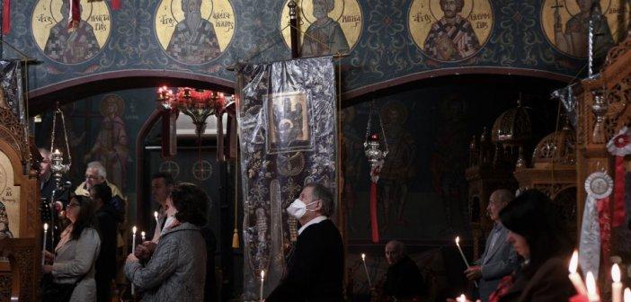 Aύξηση των πιστών στους ναούς την περίοδο του Πάσχα ζητάει η Εκκλησία