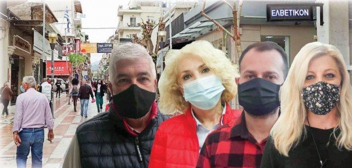 Έμποροι Αγρινίου: «Να μην κλείσουμε ξανά»