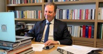 Λιβανός στη Σύνοδο ΥΠΑΑΤ της ΕΕ: Να ενεργοποιηθούν όλα τα έκτακτα και πρόσθετα μέτρα για αποζημίωση των παραγωγών από τους παγετούς
