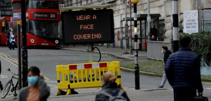 «Ινδική» μετάλλαξη κορωνοϊού έχει θορυβήσει τη Βρετανία – Δεν έχουν ακόμη αρκετά στοιχεία