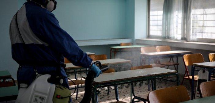 Δυτική Ελλάδα: Μαθητής Λυκείου με κορωνοϊό – Είχε βγει αρνητικό το self test