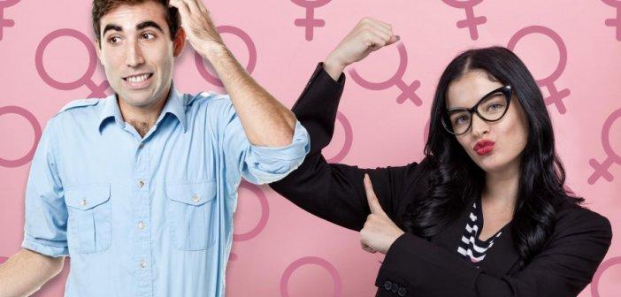 "NotAllMen: Γιατί λέγοντας ""όχι όλοι οι άντρες"" γίνεσαι μέρος του προβλήματος"
