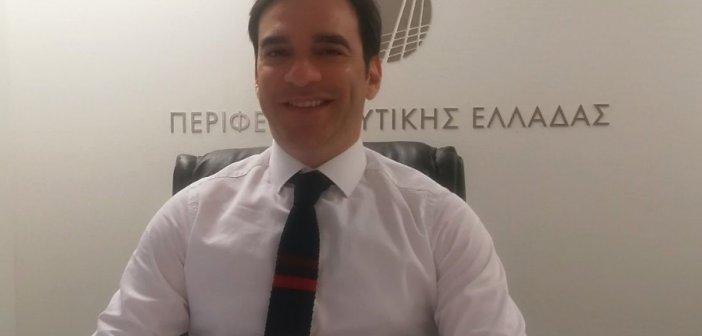 Δ. Νικολακόπουλος: «Η Περιφέρεια επιχορηγεί ερασιτεχνικά αθλητικά σωματεία που μετέχουν σε εθνικά πρωταθλήματα, στηρίζοντας τον τοπικό αθλητισμό»