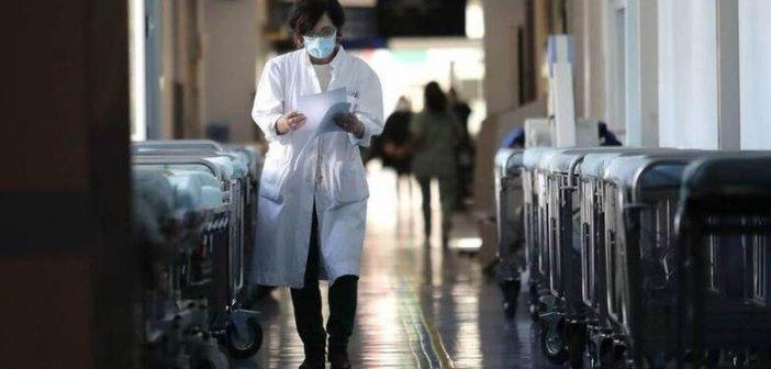 """ΠΟΕΔΗΝ για Δυτ. Ελλάδα: 41χρονος μέρες στο νεκροτομείο, διασωληνωμένοι εκτός ΜΕΘ, """"δανεικές"""" κλίνες"""