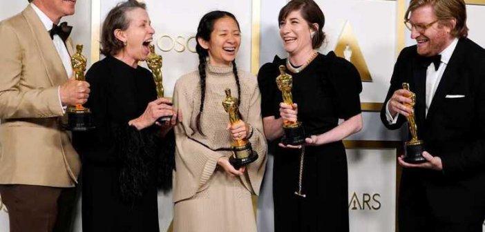 Oscars 2021: Το Nomadland επιβεβαίωσε όλα τα προγνωστικά και σάρωσε!