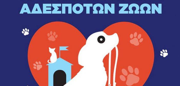Αμφιλοχία: Μήνυμα Αντιδημάρχου Πολιτισμού Σοφίας Ανδρίκουλα για την Παγκόσμια Ημέρα Αδέσποτων Ζώων