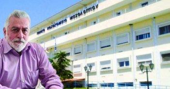 """Μεσολόγγι: Το """"ευχαριστώ"""" του διοικητή του νοσοκομείου στον υπεύθυνο του ΕΚΑΒ"""
