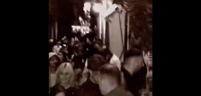 Προκλητικά «κορωνοπάρτι» στην Πάτρα: «Ανοίξτε τον ήχο για τα δελτία ειδήσεων!»