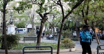 Το σχέδιο της αστυνομίας για την αποτροπή των συγκεντρώσεων στις πλατείες το Πάσχα