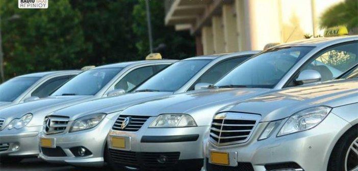 """Αγρίνιο: """"Νέκρωσε"""" η αγορά για τα ταξί – Στο 90% η πτώση του τζίρου εκτιμά ο πρόεδρός του Ραδιοταξί"""