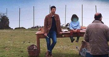 Για διαφήμιση στο Βάλτο ο Σάκης Ρουβάς -Συχνός επισκέπτης της Αιτωλοακαρνανίας ο τραγουδιστής