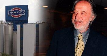 Κυριάκος Φιλίππου: Ο «χημικός» που γιγάντωσε την ΦΑΓΕ και έκανε το γιαούρτι γνωστό σε όλο τον κόσμο