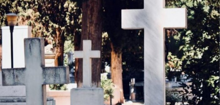 Πρέβεζα: Βανδάλισαν μνήματα σε κοιμητήριο
