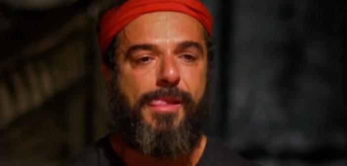 Βόμβα του δακρυσμένου Τριαντάφυλλου στο Survivor: «Για να δυναμώσει η ομάδα πρέπει να φύγω» (vid)