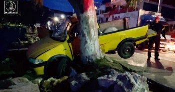 Τραγωδία στην παραλία της Αμφιλοχίας – Ένας 44χρονος νεκρός μετά από τροχαίο