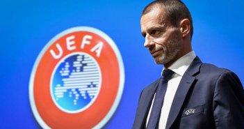 UEFA: Θέτει εκτός διοργανώσεων και εθνικές ομάδες όσους συμμετέχουν στη Super League