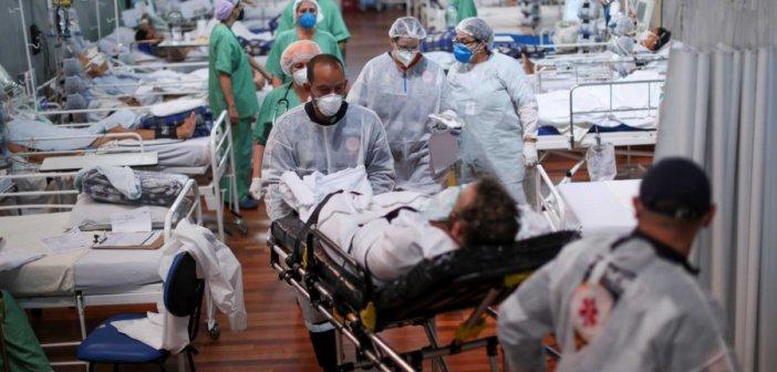 Βραζιλία: Τελειώνουν τα φάρμακα και το οξυγόνο στα νοσοκομεία! Μπολσονάρο: Ό,τι έγινε, έγινε