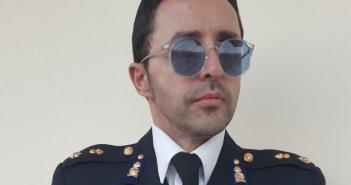 Ναύπακτος: Νέος διοικητής της Πυροσβεστικής υπηρεσίας ο Επιπυραγός Αθανάσιος Χριστοβασίλης
