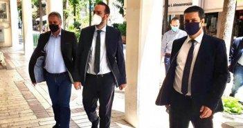 Φόβος για έκρηξη κρουσμάτων και στο Αγρίνιο – Ολοκληρώθηκε η συνάντηση ΥΠΕάρχη, Δημάρχου Αγρινίου και Περιφερειάρχη