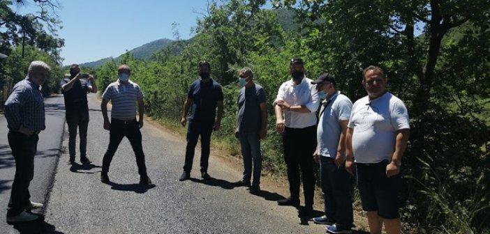 Ξεκίνησαν οι εργασίες ασφαλτόστρωσης του δρόμου Τσαπουρνιάς – Χρυσοβίτσας
