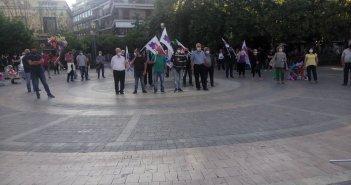 Αγρίνιο: Νέο συλλαλητήριο από το Εργατικό Κέντρο για τους αντεργατικούς νόμους