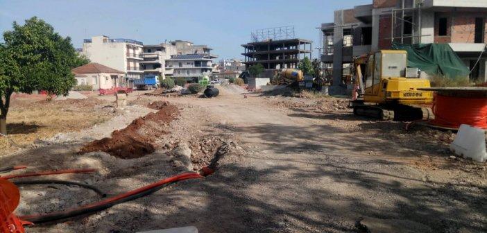 Αγρίνιο: Θετικά βλέπουν τα έργα της ανάπλασης οι κάτοικοι και οι επαγγελματίες στον κόμβο Τσίγκα (ΔΕΙΤΕ ΦΩΤΟ)