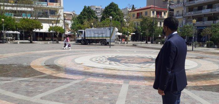Δήμος Αγρινίου: Απολυμάνσεις σε κοινόχρηστους χώρους για την ενίσχυση της προστασίας της δημόσιας υγείας (εικόνες)