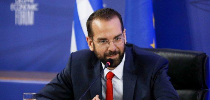Ο Νεκτάριος Φαρμάκης στο Οικονομικό Φόρουμ Δελφών: «Η πανδημία ανέδειξε την αξία της ουσιαστικής περιφερειακής διακυβέρνησης»